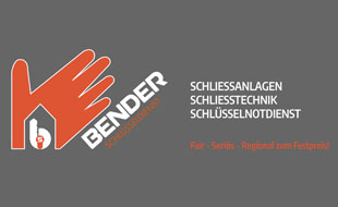 BENDER SCHLIESSTECHNIK & SCHLIESSANLAGEN