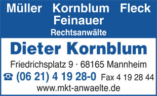 Kornblum Dieter