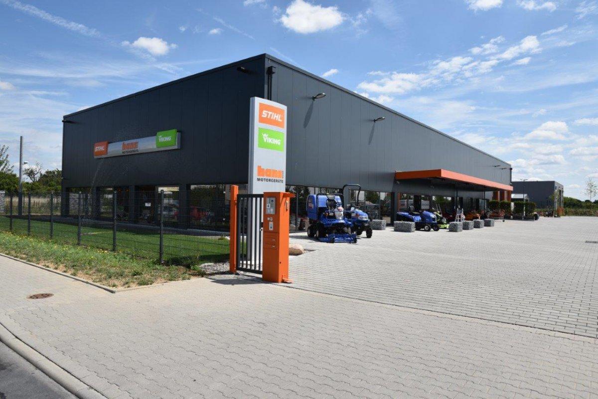BWI Baur u. Willig GmbH BWI Industriebau