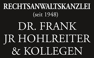 Frank Dr., JR Hohlreiter & Kollegen