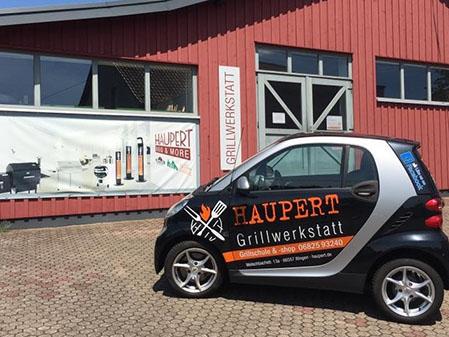 HAUPERT GMBH Grillwerkstatt