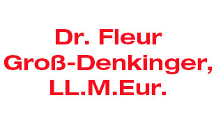 Groß-Denkinger Fleur Dr., LL.M.Eur.