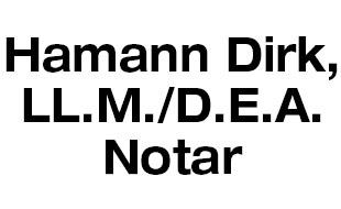 Hamann Dirk, LL.M./D.E.A.
