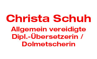 Schuh Christa