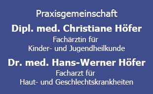 Höfer Hans-Werner Dr.med.