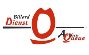 Billard -Dienst & Arthur Queue