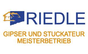 Riedle Rudolf Gipser und Stuckateur Meisterbetrieb