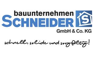 Bauunternehmen Schneider GmbH & Co. KG