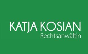 Kosian Katja Rechtsanwältin, Fachanwältin für Strafrecht