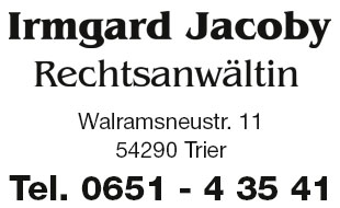 Jacoby Irmgard