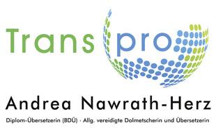 Trans-Pro Frau Andrea Nawrath-Herz
