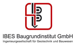 IBES Baugrundinstitut GmbH Ingenieurgesellschaft für Geotechnik und Bauwesen