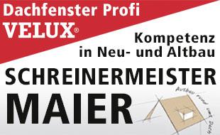 Maier Franz-Josef, Schreinermeister