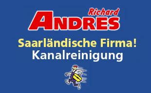 Abfluss Andres
