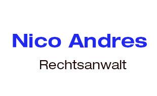 Andres Nico, Rechtsanwalt