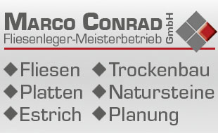 Marco Conrad GmbH - Fliesenleger-Meisterbetrieb