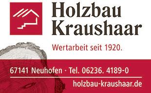 Kraushaar Holzbau