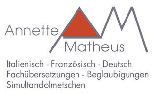 Matheus Annette, Dipl.-Übersetzerin