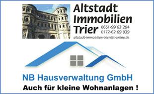 Altstadt Immobilien Trier N.B. Hausverwaltung