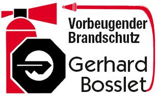 Bosslet Gerhard