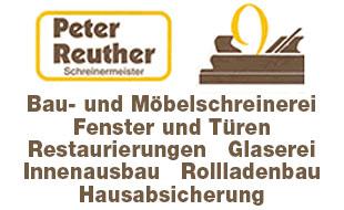 Schreinerei Peter Reuther GmbH