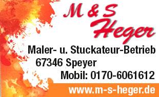 M & S Heger