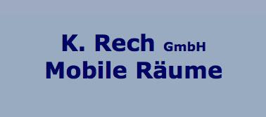 Mobile Räume K. Rech GmbH