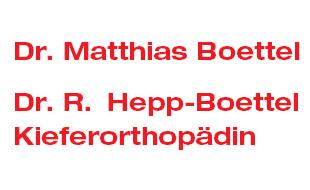 Boettel Matthias Dr.