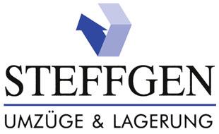 Steffgen Ansgar, Umzüge u. Lagerung