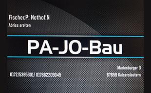 PA-JO-Bau