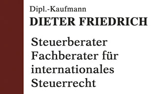 Friedrich Dieter Dipl.-Kfm.