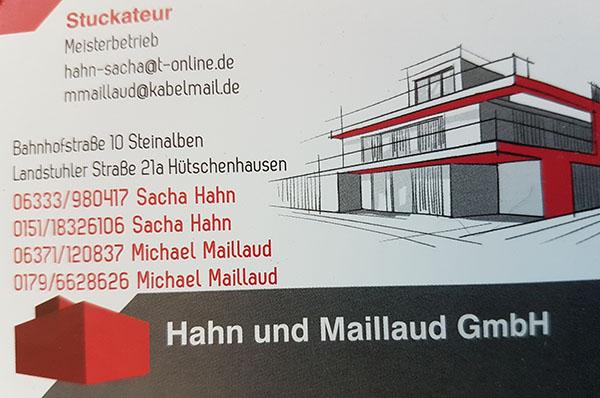 Hahn und Maillaud GmbH