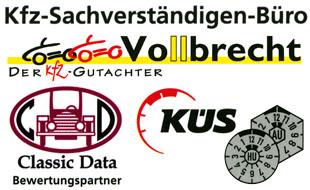 Logo von Vollbrecht Richard, Kfz-Sachverständigenbüro