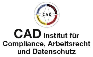 Logo von CAD - Institut für Compliance, Arbeitsrecht, und Datenschutz - Jasmin u. Armin Fladung GbR