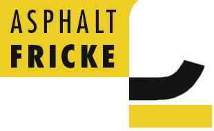 Logo von Asphalt Fricke
