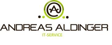 Logo von ALDINGER ANDREAS IT SERVICE