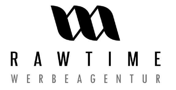 Logo von RAWTIME - Werbeagentur & Videoproduktion
