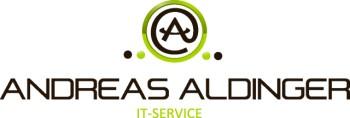 Logo von IT SERVICE ANDREAS ALDINGER