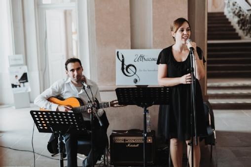 Logo von Ultracoustic Hochzeits-& Eventmusik