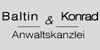 Kundenlogo von Baltin & Konrad Anwaltskanzlei