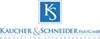 Kundenlogo von Kaucher & Schneider PartG mbB
