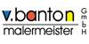Kundenlogo von Viktor Banton GmbH
