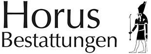 Logo von Horus Bestattungen