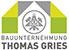 Kundenlogo von Gries Thomas Bauunternehmung