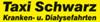 Kundenlogo von Taxi Schwarz