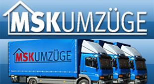 Logo von MSK Umzüge e.K.