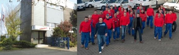 Bornemann GmbH, Firma u. Belegschaft