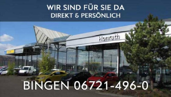 heinrich honrath kfz gmbh in bingen am rhein mit adresse. Black Bedroom Furniture Sets. Home Design Ideas