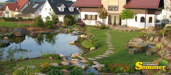 Garten U Landschaftsbau Jochen Sommer Meisterbetrieb 61273