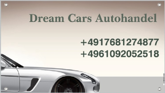 Dream Cars Autohandel